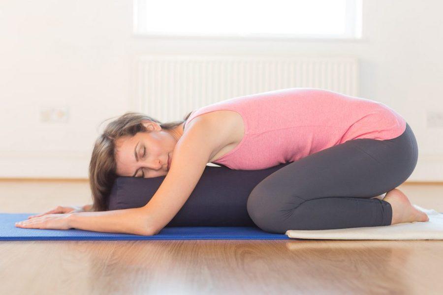 Restorative yoga les – 26 mei